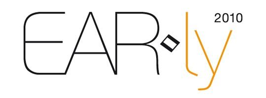EAR-ly 2010 logo.