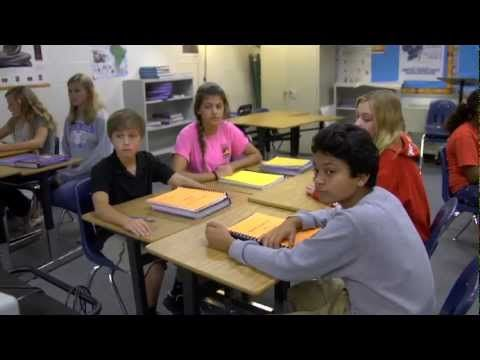 """Understanding Autism: A Guide for Secondary School Teachers (Part 2) - The second of four segments (""""Integrating Supports in the Classroom"""") in Understanding Autism: A Guide for Secondary Teachers. The DVD is designed to provide general education teachers with strategies for supporting their middle and high school students with autism."""