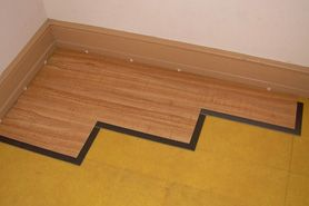 25 best ideas about allure flooring on pinterest white - Can you use laminate flooring in a bathroom ...