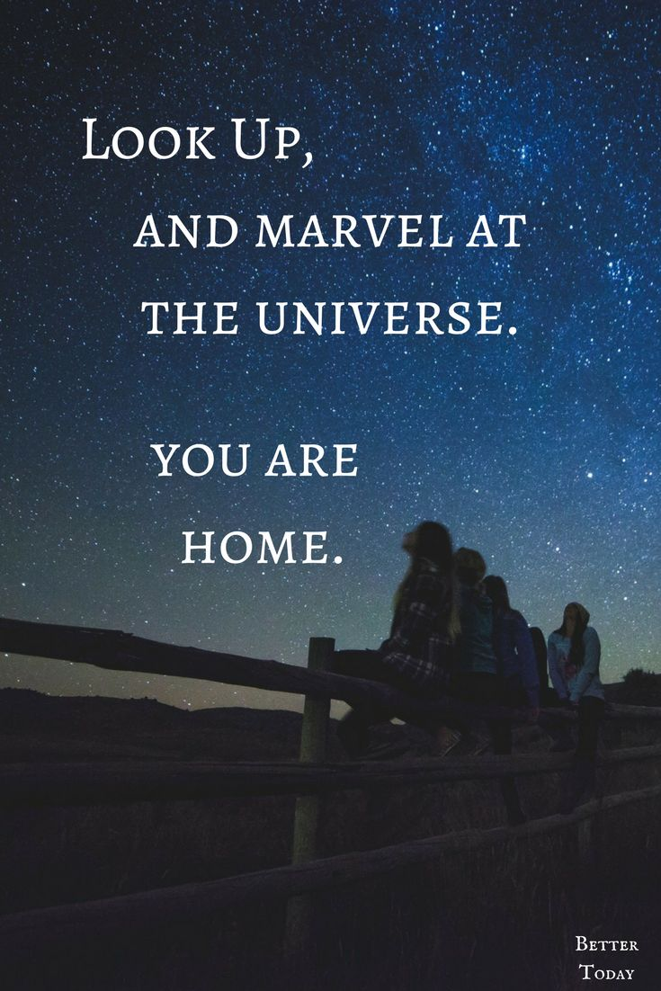 Quotes About The Night Sky Stars