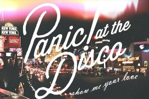 "Panic! At The Disco- Collar Full ""Show me your love, your love gimme more but it's not enough"""