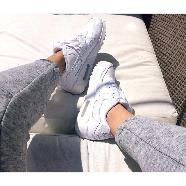 nike air max 90 white womens tumblr