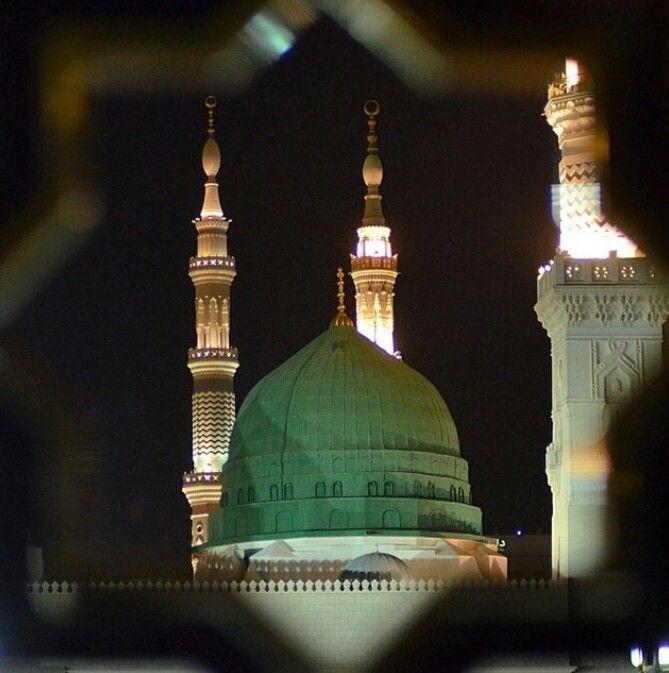 Masjid An Nabawi, Madina