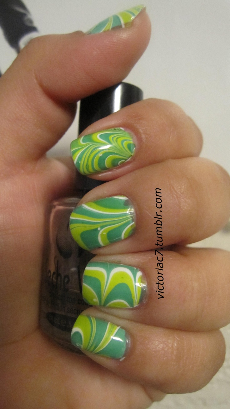 92 best Water Marbling images on Pinterest | Nail scissors, Marble ...