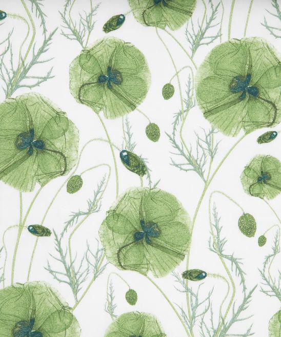 Hannah's Poppy D Tana Lawn, Liberty Art Fabrics.