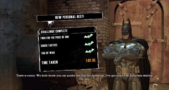 Predateur Defi Batman PS3   More here! http://lamaisonmusee.wordpress.com/