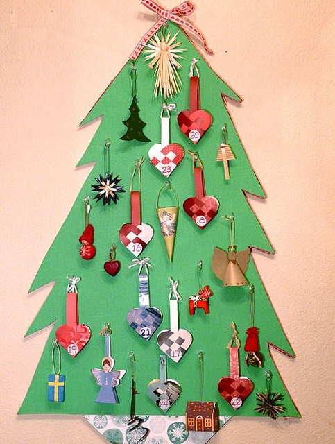 Advent Calendar by gingerbread_snowflakes, via Flickr