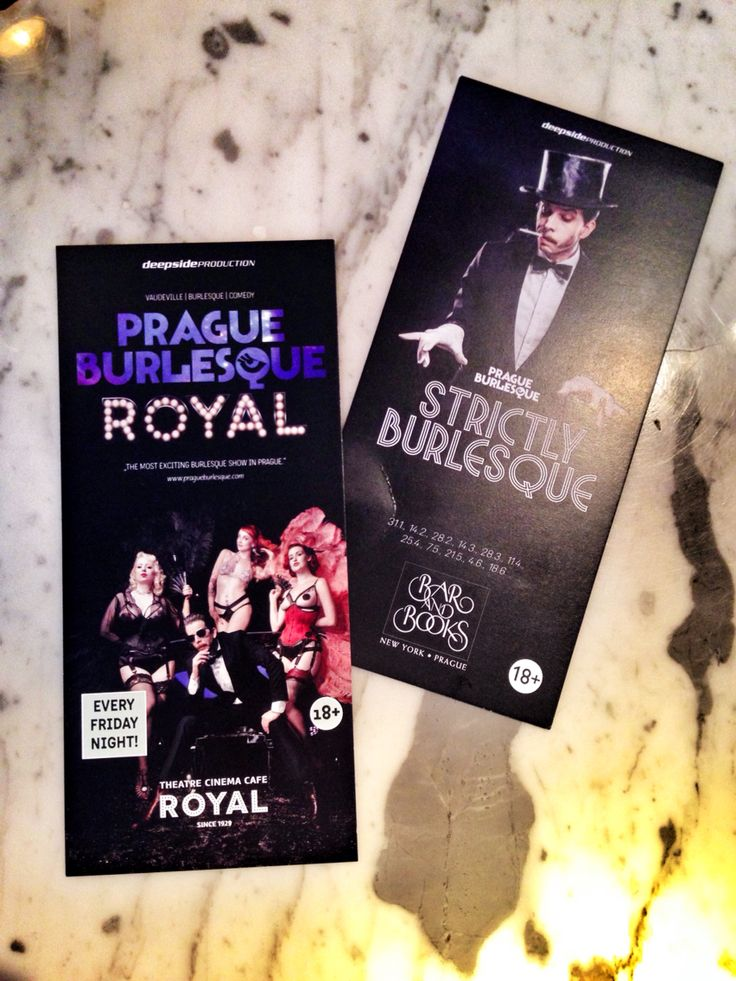 Looking for fun events in Prague? I definitely recommend a Burlesque Night! - #KristyRecommends - www.urbankristy.com