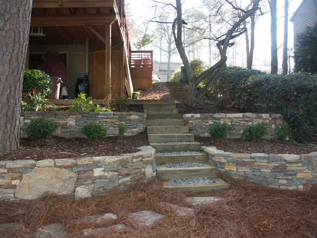 Idea For Steps And Slope.