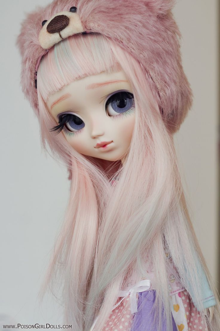 Miko- custom Pullip by Poison Girl