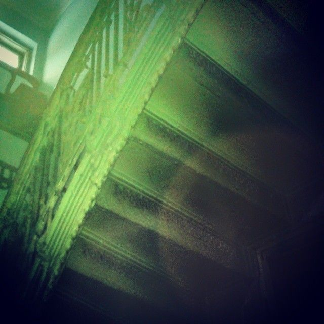 staircase #creepy #abandoned