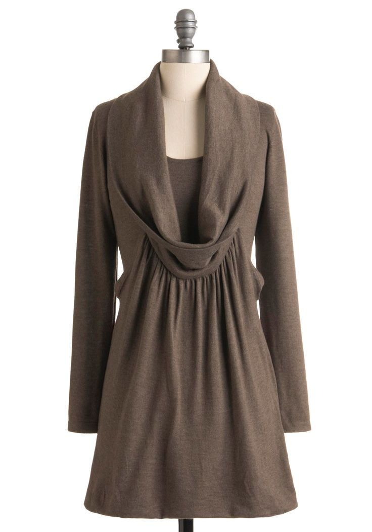 Cowl About Town Tunic, $77.99