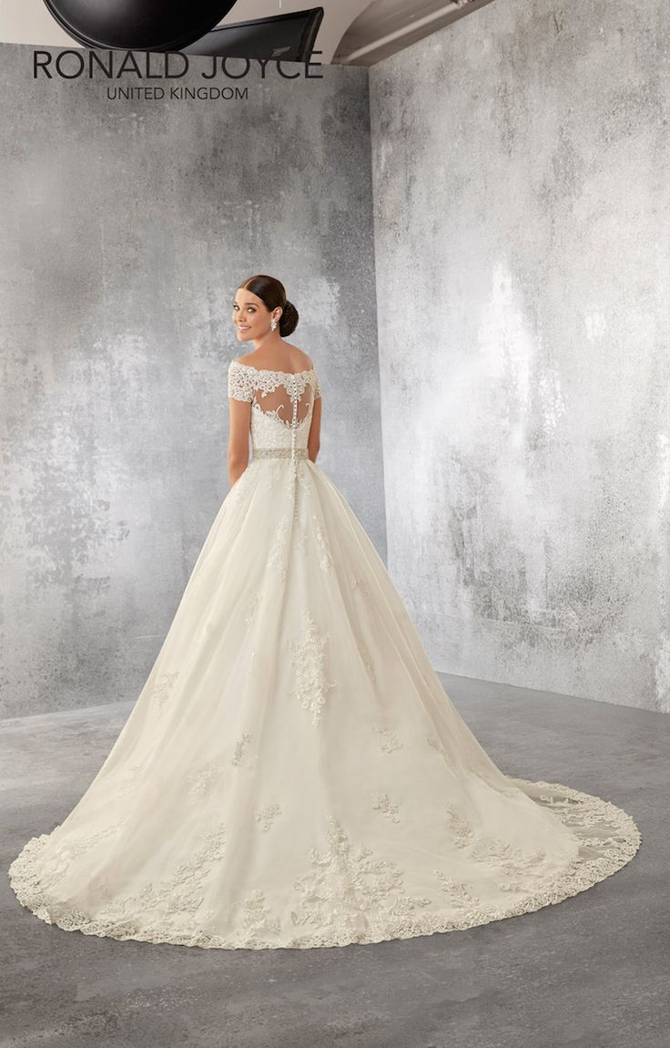 33 best tulle images on pinterest tulle wedding dressses and ronald joyce wedding dresses bridal factory outlet northallerton ombrellifo Choice Image