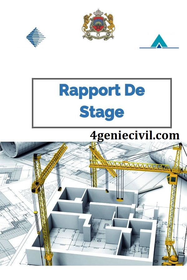 Exemples De Rapports De Stage Word Doc Modern Architecture Building Architecture Building Modern Architecture
