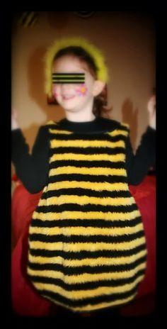 NNade: Karnevalskostüm, Biene Maja, Bienenkostüm, bee costume,