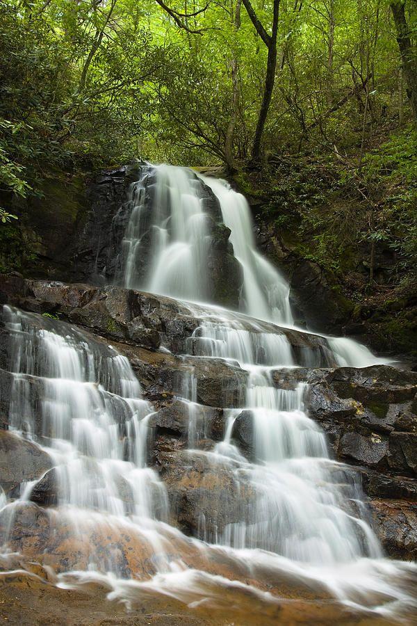 Laurel Falls - Great Smoky Mountains