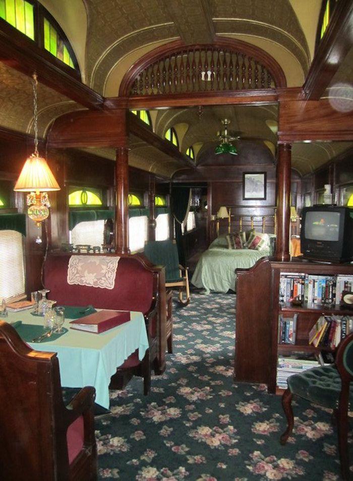 Sleep In A Real Train Car At This Northern Minnesota Inn