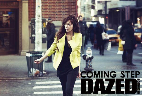 Dazed & Confused Korean Magazine - February/2012