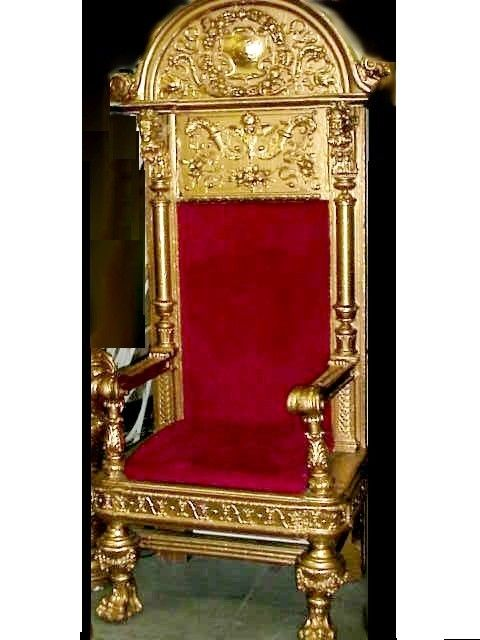 NEW YORK THRONE CHAIR Haven 39 T You Always Wanted To