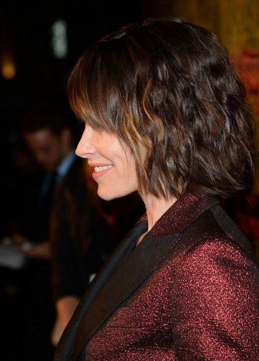 Hairstyles 2014 - Evangeline Lilly Medium Hairstyle