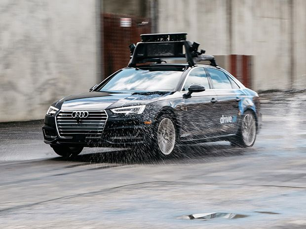 Deep learning from the ground up helps Drive's cars handle the challenges of autonomous driving