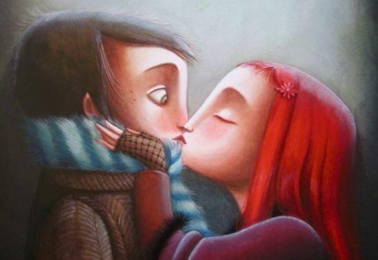 L'amore vero e indispensabile è l'amore puro che proviamo verso noi stessi. Solo a partire da questo anche gli altri potranno amarci