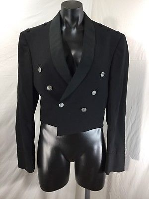 USAF Womens Formal Dinner Dress Blues Coat Jacket Extra Small