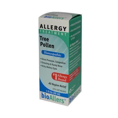 Bio-allers Tree Pollen Allergy Relief (1x1 Oz)