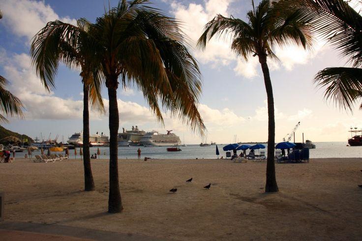 Sint Maarten, kleine Antillen