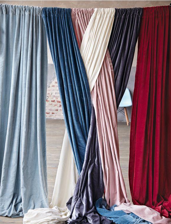 Die Gardine Gibt Es In Vielen Verschiedenen Farben Und Kann Direkt Bestellt Werden Bcar Moebel BbOnline Shop B