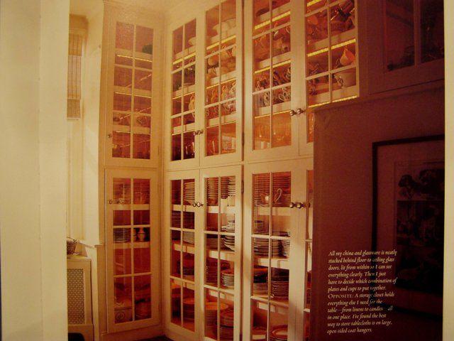 China Storage: Wishing For A Butleru0027s Pantry
