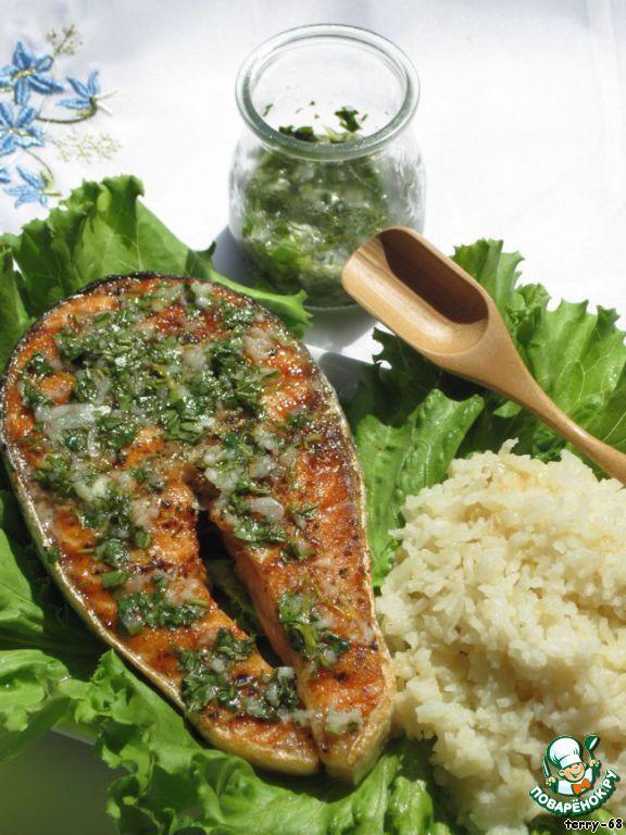 Чесночно-лимонный соус к рыбе ингредиенты