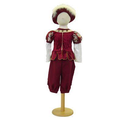 Tudor Boy - Childrens & Baby Fancy Dress - Fudge Kids UK