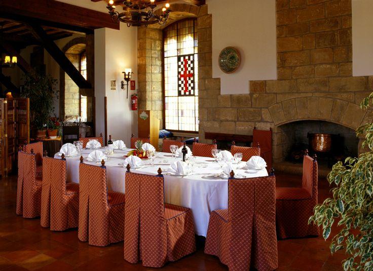 #parador de #tortosa #weddingvenue #bodas con #encanto #banquete