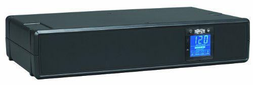 Tripp Lite SMART1500LCD 1500VA 900W UPS Smart Rackmount Tower LCD AVR 120V USB DB9 RJ45, 8 Outlets - http://www.rekomande.com/tripp-lite-smart1500lcd-1500va-900w-ups-smart-rackmount-tower-lcd-avr-120v-usb-db9-rj45-8-outlets/