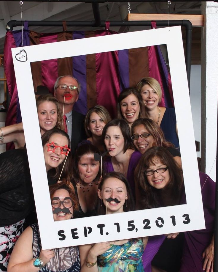 diy photo booth polaroid for the party goers pinterest. Black Bedroom Furniture Sets. Home Design Ideas