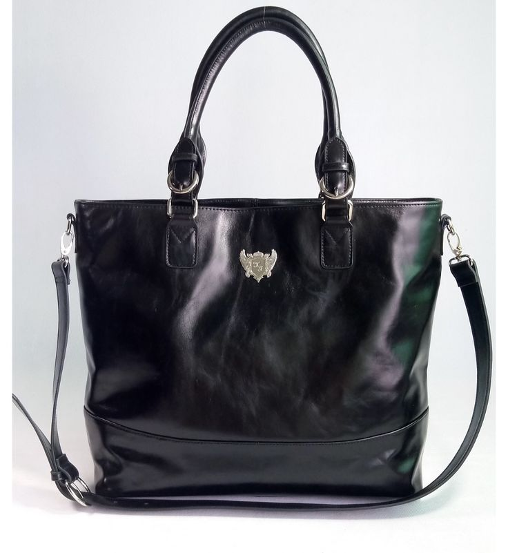 The real leather countess baby changing bag