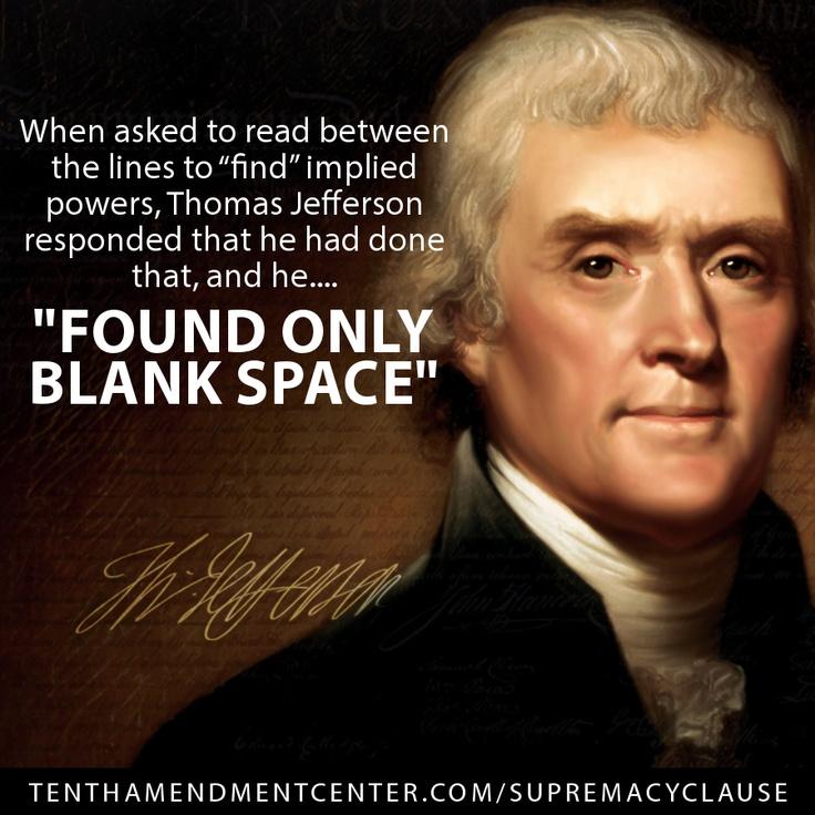 Smackdown, by Thomas Jefferson