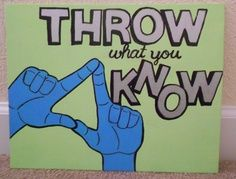 tri delta canvas ideas - Google Search