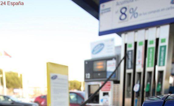 Los precios de los carburantes son los más baratos desde hace nueve meses