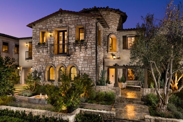 New Luxury Homes For Sale in Irvine, CA | Toll Brothers at Hidden Canyon - Marbella Collection
