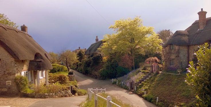 Godshill Village, Isle of Wight