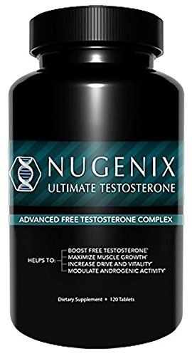 Helps To: Boost Free Testosterone Maximize Muscle Growth Increase Drive And Vitality Modulate Androgenic Activity Nugenix Ultimate Is A No Fluff Complex Free Testosterone Formula Designed To Be Taken ...