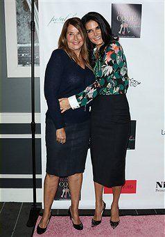 Lorraine Bracco & Angie Harmon