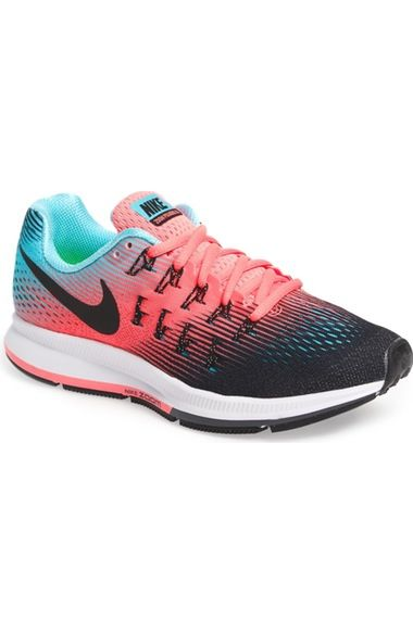 Main Image - Nike Zoom Pegasus 33 Sneaker (Women)