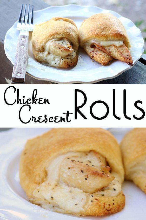 Chicken Crescent Rolls on MyRecipeMagic.com