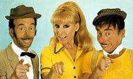 """Les Barios. Ils nous faisaient bien rire sur la 1ere chaîne, le jeudi après-midi. """"Mais qu'est-ce que ce, que ça, que c'est ????"""" http://2doc.net/bsd30"""