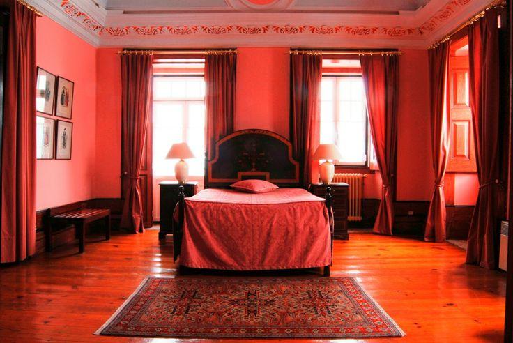 Suite da Casa das Tilias - melhor acomodação é difícil !  #serradaestrela #turismodehabitacao #seia