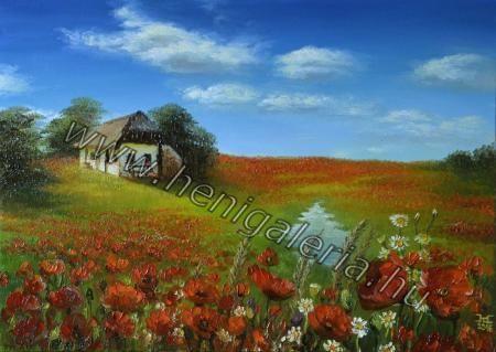 Festményeim