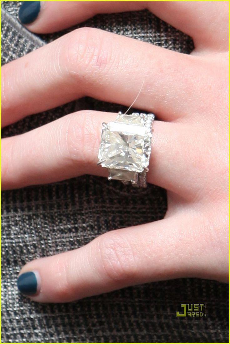 hilary duff engagement ring - Hilary Duff Wedding Ring